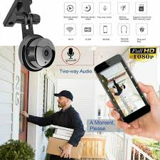<b>Mini</b> Spy <b>Camera Wireless Wifi</b> IP Home Baby Pet Security 1080P ...