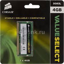 Купить <b>Модуль памяти CORSAIR Value Select</b> ...