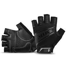 Half Finger <b>Cycling</b> Gloves <b>Outdoor</b> Sports <b>Bike Bicycle Motorcycle</b> ...