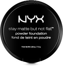 <b>NYX Professional Makeup</b> Stay Matte But Not Flat <b>Powder</b> Foundation