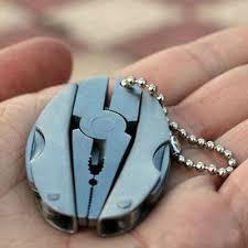 <b>1PC</b> Outdoor <b>Multi</b> Tool Stainless Steel <b>Folding</b> Keychain Pliers ...
