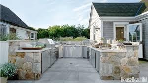 kitchen design entertaining includes:  gallery beaab  hbx nantucket outdoor kitchen  de