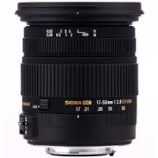 Отзывы о <b>Объектив Sigma AF 17-50mm</b> f/2.8 EX DC OS HSM