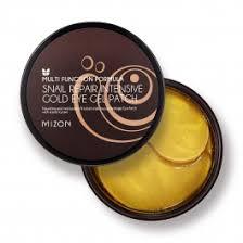 ᐈ Гидрогелевые <b>патчи</b> для глаз <b>Mizon Snail Repair</b> Intensive Gold ...