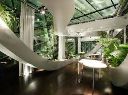rooftop meeting space with swopping lush panoramic interior garden 6 amazing rooftop boardroom with panoramic indoor amazing office plants
