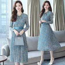 <b>2019 Autumn</b> Winter New Plus Size <b>Vintage</b> Midi Dresses Korean ...