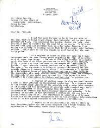 orthomolecular psychiatry paulingblog letter
