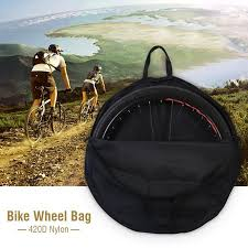 Domqga <b>1PC</b> Bicycle <b>Bike Wheel</b> Cycling Accessories Carrying ...