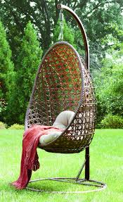 outdoor swing chair hanging