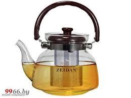 <b>Чайник заварочный Zeidan 600ml</b> Z-4055, цена 34 руб., купить в ...