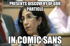 Comic Sans: Image Gallery | Know Your Meme via Relatably.com
