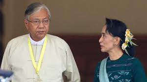 myanmar who is htin kyaw burma s new president com