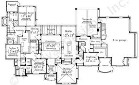 Assisi House Plan   Home Plans By Archival DesignsAssisi   House Plan   Traditional   First Floor Plan