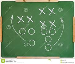 football play diagram stock images   image    football play diagram