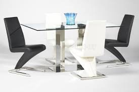 Dining Room Sets Glass Table Contemporary Dining Room Sets Decobizzcom Black Dining Room Sets