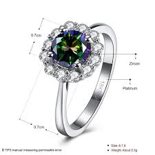 LuckyWeng Women's New Exquisite Fashion Jewelry ... - Amazon.com