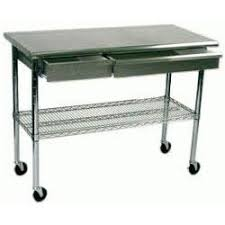 stainless kitchen work table: stainless steel work table get best quote