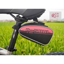 <b>Touch Screen</b> Pouch <b>B</b>-<b>SOUL</b> Saddle Bicycle Bag Cycling <b>MTB</b> Road