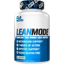 <b>LeanMode</b> (Capsules) - EVLUTION NUTRITION