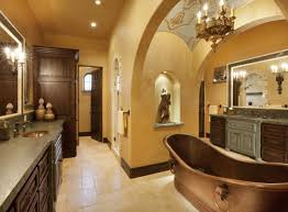 gorgeous tuscan home decor decorating ideas bedroom tuscan  awesome tuscan style bathroom with rectangular mirror and with