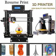 <b>CTC 3D Printer</b> 2019 Upgraded Full Quality High Precision Reprap ...