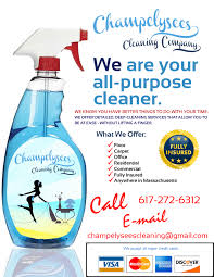 champelysees cleaning company media our flyer of 2014