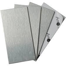 metal tile kitchen black ap pcs peel and stick kitchen backsplash adhesive metal tiles for wall