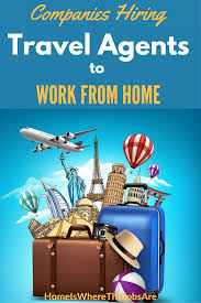 work from home travel agent jobs if you enjoy helping others coordinate fabulous trips and vacations becoming a work from home