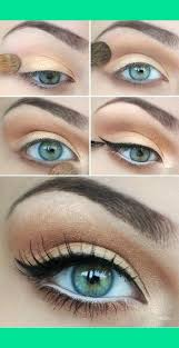 step by step bridal smokey eye makeup tutorial