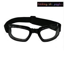 Folding Frame <b>Windshield Motorcycle</b> Glasses Ski Goggles <b>Off</b>-<b>road</b> ...