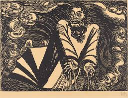 ernst barlach the first day artsy image