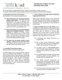 ka policy goals