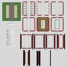 Minecraft blueprints  Minecraft and Minecraft houses blueprints on    Minecraft Themed Houses   By Modern Houses Mini st House Design