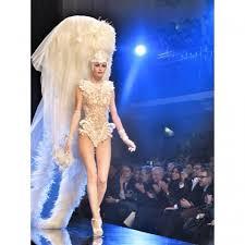 Znalezione obrazy dla zapytania jean paul gaultier fashion 2014