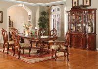 renaissance formal dining room set