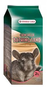 Верселе Лага <b>Песок</b> для купания шиншилл, дегу, песчанок ...