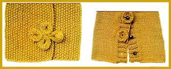 Картинки по запросу оформление планки вязаного изделия