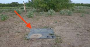 Image result for underground bunker door circular