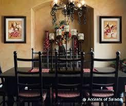 dining room spanish kitchen