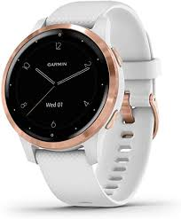 <b>Garmin Vívoactive 4S</b>, Smaller-Sized <b>GPS</b> Smartwatch, Features ...