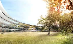 city of cupertino apple new office design