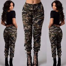 Plus Size Women Camouflage Army <b>Fashion Cool Girls</b> Stylish Daily ...
