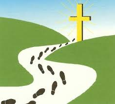 Resultado de imagen de camino hacia la cruz