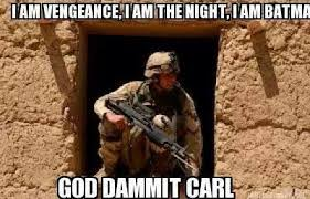 Shut the fuck up, Carl | Know Your Meme via Relatably.com
