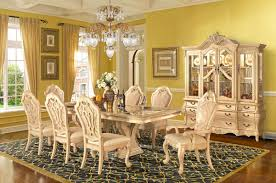 Fancy Dining Room Furniture Superior Neat Dining Room Table And Fancy Dining Room Design Also