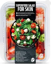 Набор тканевых масок <b>Superfood Salad For Skin</b> Facial Sheet ...