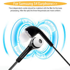 <b>Universal 3.5mm In Ear</b> Stereo <b>Earphone Earbud</b> Silicone Earpieces ...