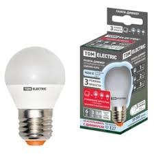 «<b>Светодиодные лампы TDM Electric</b>» — Лампочки — купить на ...