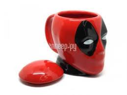 <b>Кружка Deadpool 3D 400ml</b> 73876