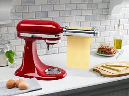 com kitchenaid ksmpsa pasta roller attachment kitchen com kitchenaid ksmpsa pasta roller attachment kitchen dining